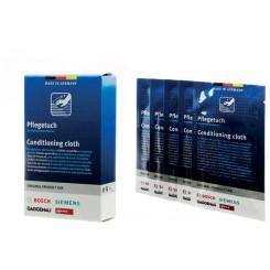 Салфетки для ухода за изделиями из нержавеющей стали 311944 Bosch Siemens Gaggenau Neff
