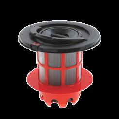 Фильтр ламельный моторный красный в сборе 00746417 для пылесоса Бош  Bosch