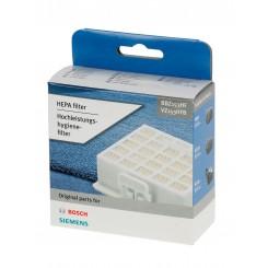 HEPA-фильтр, рекомендован для аллергиков 00572234/ 00578731/ 00426966 (BBZ153HF, VZ153HFB) Bosch, Siemens