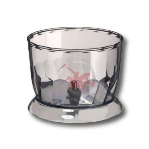 Чаша насадки-измельчителя СА 4000/5000/6000 (рабочий объем чаши 500 мл) BR67050142 BRAUN