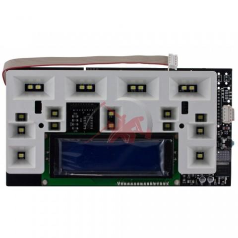 Модуль управления с дисплеем 5513215491 для кофемашины Делонги Delonghi