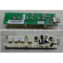 Контроллер 691651222 для варочной поверхности SMEG SE2321