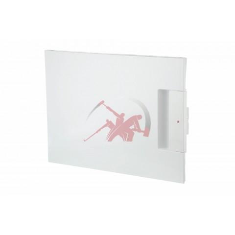 Дверь морозильной камеры в сборе 355752 для холодильника Бош Bosch