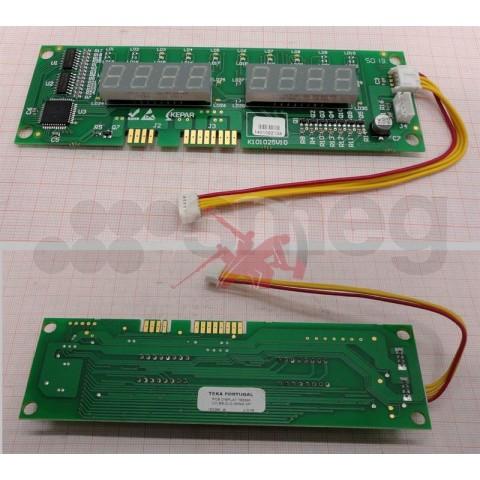 Дисплей для микроволновых печей и компактных приборов SMEG 811651866