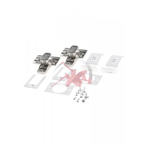 Монтажный набор для навешивания фасадной двери к стиральной машине 00610416 Bosch Siemens Neff