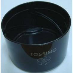 Поддон для капель (черный) с логотипом 00621100 Бош Тассимо Bosch Tassimo