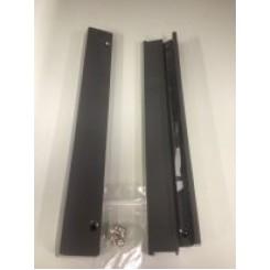 Планки серые 2шт. 00741648 для микроволновой печи Бош Сименс Bosch Siemens