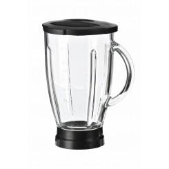 Стеклянный стакан с крышкой для кухонного комбайна 00670756/ 00701104 Bosch