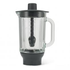 Насадка-блендер стеклянный в сборе AW22000005/ KAH359GL для кухонного комбайна Кенвуд Kenwood