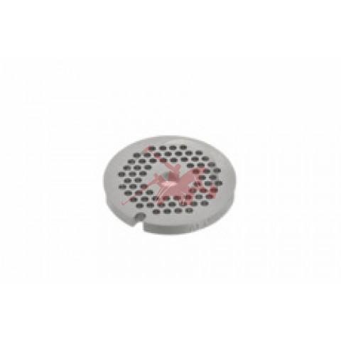 Мелкая решетка 3 мм для мясорубки 028140 Бош Bosch