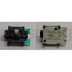 Потенциометр/ переключатель 816810298 для приборов SMEG