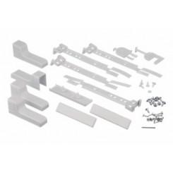 Монтажный набор (скользящие направляющие) 00491367 для холодильника Бош Bosch