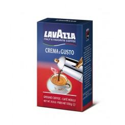 Кофе молотый Lavazza Crema e Gusto 3057 (250 гр)