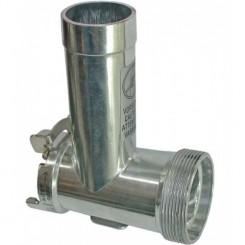 Корпус металлический для мясорубки к кухонному комбайну 262066 Bosch Бош