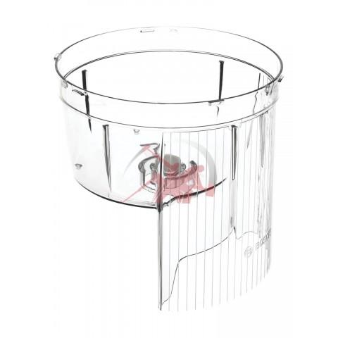 Емкость насадки-кубикорезки для кухонного комбайна 707372 Бош Bosch