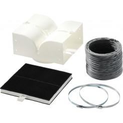 Комплект для работы в режиме циркуляции воздуха DHZ5185 00463520=00706595 Бош Bosch