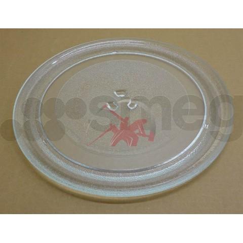 Тарелка стеклянная 775651333 для СВЧ Smeg