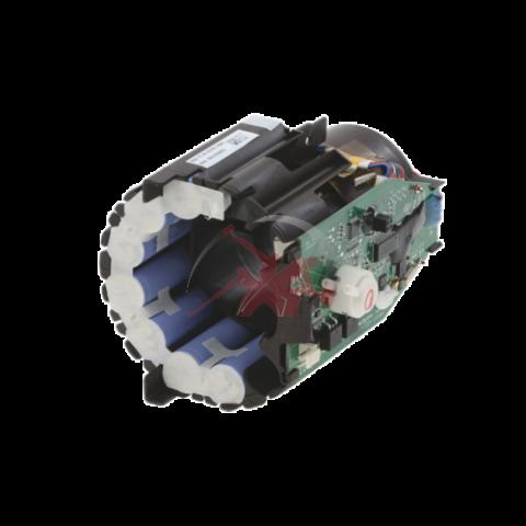 Аккумулятор с модулем в комплекте 25.2V/49.14WH 12027242/ 00754166  для пылесоса Бош Bosch Siemens Сименс