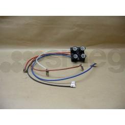 Индикатор 694610585 остаточного тепла для варочной поверхности SMEG