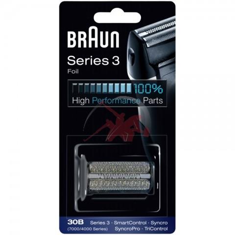 Сетка к бритве Braun 30B/ Series 4000/ 7000, SmartControl, SyncroPro, Syncro, TriControl 81387935