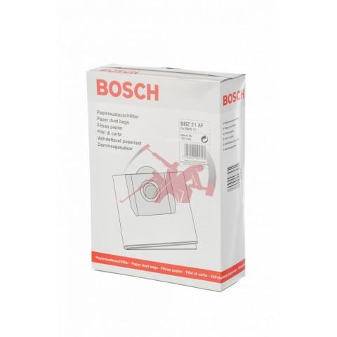 """Пылесборники тип """"W"""" 460448 для пылесоса Бош Bosch"""