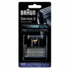 Сетка+режущий блок к бритве Braun 30B/ Series 4000/ 7000, SmartControl, SyncroPro, Syncro, TriControl 81626278/ 81387936
