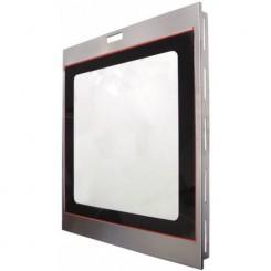 Дверь 692050640 для духового шкафа SMEG-ALFA200X
