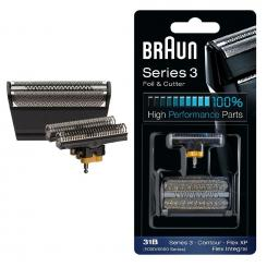 Сетка и режущий блок к бритве Braun 31B, Series3 / 5000/6000 Series (Contour, Flex XP, Flex Integral) 81387938