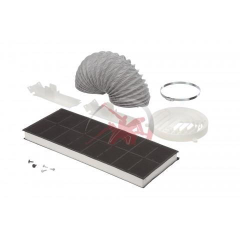 Комплект для работы в режиме циркуляции воздуха DHZ3405 00466249=00706588 Бош Bosch