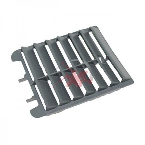 Решетка аквафильтра светло-серая 00797583=12010458 для моющего пылесоса Зелмер Zelmer