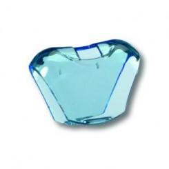 Насадка-колпачек для эпиляции лица BRAUN 67030517, цвет голубой/прозрачный (5396)