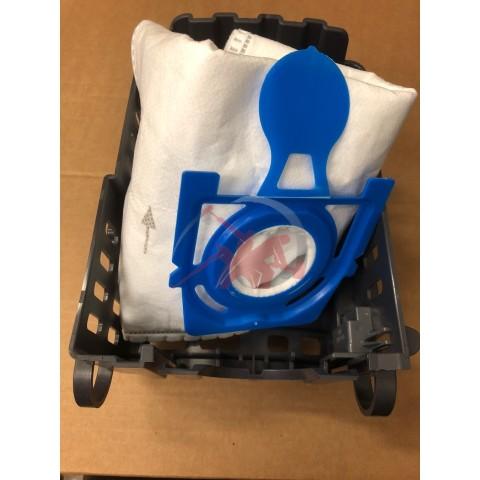 Фильтр сухой уборки в сборе для пылесоса (светло-серый) 797505 Зелмер Zelmer