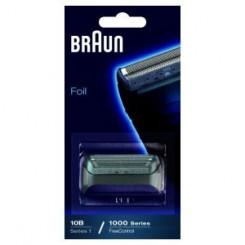 Сетка к бритве 10B/20B (Series 1) 1000/2000 Series/FreeControl/Cruzer/Cruzer face BRAUN, Браун, черная 81392188/ 81253243/ 5729760