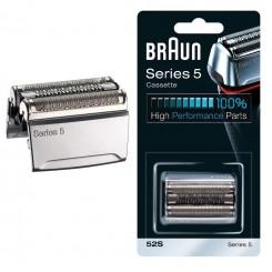 Сетка для бритвы Braun 52S Series 5, серебристая 81626276/ 81384830/ 81631166