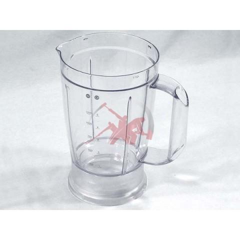 Стакан, чаша, емкость, колба KW703523 1,2 ЛИТРА для кухонного комбайна  KENWOOD