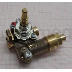 Кран 957330573 для газовой варочной поверхности SMEG