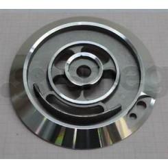 Конфорка, рассекатель, горелка 870650451 для варки SMEG